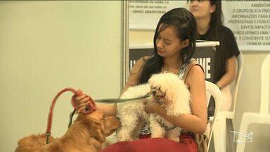 Feira reúne novidades do mundo pet em São Luís - O mercado de produtos e serviços para os pets tem crescido no Maranhão.