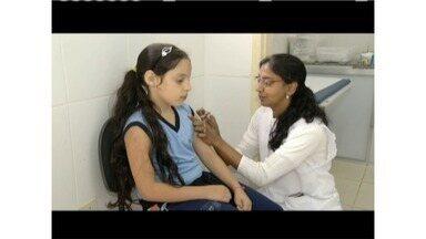 Surto de doença que atinge crianças preocupa moradores de Entre Folhas - Sintomas são parecidos aos do sarampo.