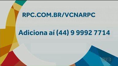 Vídeos para a campanha Brasil que eu quero podem ser enviados por celular - O número é (44) 99992-7714.