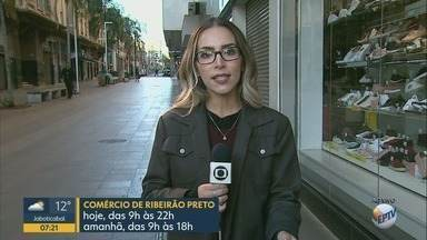 Comércio funciona em horário especial para o Dia dos Pais em Ribeirão Preto, SP - Nesta sexta-feira (10), lojas abrem das 9h às 22h, e no sábado (11) das 9h às 18h.