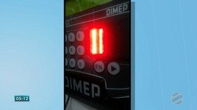 Pontos eletrônicos em unidades de saúde de Campo Grande são danificados - Pontos foram instalados por determinação judicial. Em três unidades os aparelhos foram danificados e a polícia investiga os casos como dano.