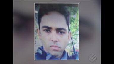 Polícia prende PM suspeito de matar professor em Marabá, no Pará - O policial aparece em imagens de câmeras de segurança que registraram o assassinato.