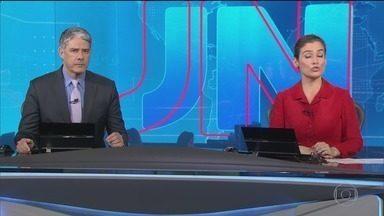 Jornal Nacional, Íntegra 10/08/2018 - As principais notícias do Brasil e do mundo, com apresentação de William Bonner e Renata Vasconcellos.