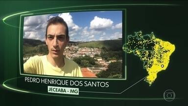 Vídeos de Jeceaba, Curralinhos, Iracema do Oeste, Poá e Rio dos Bois - Moradores de Jeceaba (MG), Curralinhos (PI), Iracema do Oeste (PR), Poá (SP) e Rio dos Bois (TO) dizem o que querem para o futuro.