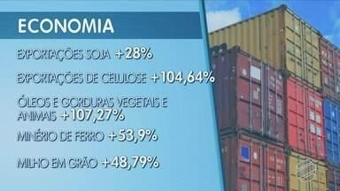 MS fecha julho com aumento de 40% nas exportações - Aldo Barrigosse comenta o aumento na venda de produtos de Mato Grosso do Sul para fora do país.
