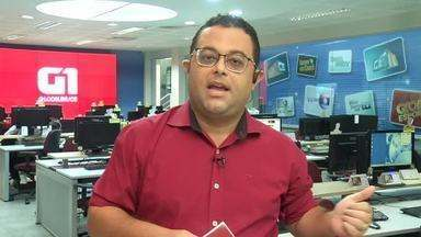 Confira os destaques do G1 Ceará nesta terça-feira (14), com Gioras Xerez - Três pessoas estavam se afogando em um local considerado perigoso.