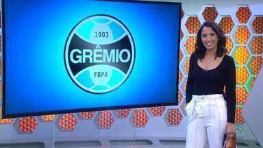 Globo Esporte RS - bloco 2 - 14/08/2018 - Assista ao vídeo.