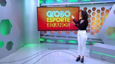 Globo Esporte RS - bloco 3 - 14/08/2018 - Assista ao vídeo.
