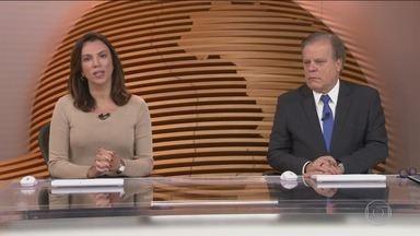 Bom Dia Brasil - Íntegra 15 Agosto 2018 - O telejornal, com apresentação de Chico Pinheiro e Ana Paula Araújo, exibe as primeiras notícias do dia no Brasil e no mundo e repercute os fatos mais relevantes.