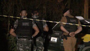 Três homens morrem em confronto com a polícia após suspeita de assalto - Durante a perseguição uma mulher ficou como refém dos bandidos