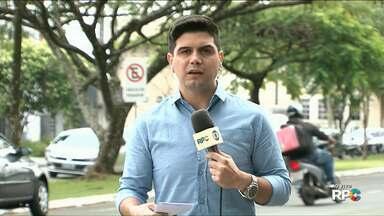 Motorista bate em barranco e é preso por embriaguez - Acidente foi no distrito de São Lourenço, em Cianorte.