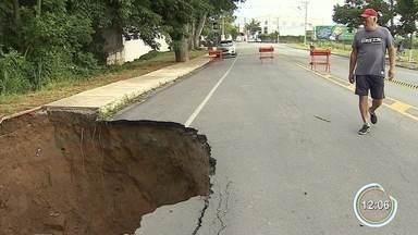 Acesso a Tremembé pela avenida Luiz Gonzaga das Neves está liberado - Foram sete meses de interdição e obra não foi finalizada.