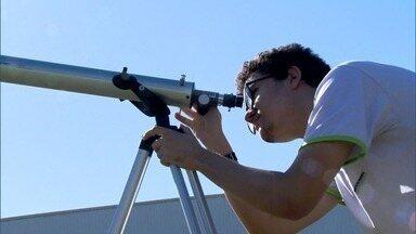 Estudante capixaba participa da Olimpíada Latino Americana de Astronomia - Olimpíada acontece entre os dias 14 e 20 de outubro no Paraguai.