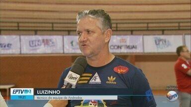 Começam a semifinais da Taça EPTV de Futsal 2018 - Começam a semifinais da Taça EPTV de Futsal 2018