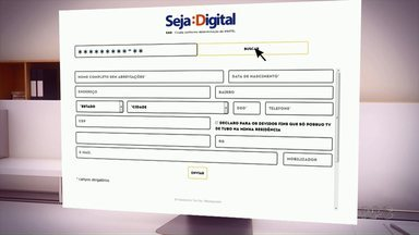 Confira se você tem direito ao kit digital gratuito - O sinal analógico será desligado em 155 cidades do Paraná no dia 28 de novembro.