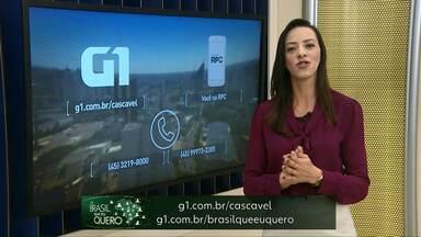 Veja como participar da campanha Brasil que eu quero - É só gravar um vídeo de 15 segundos contando o que você espera para o futuro.