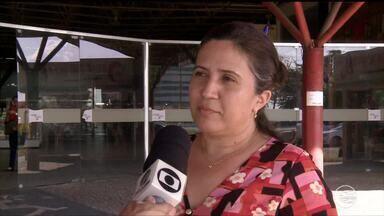 Lojistas sofrem sem estrutura no Piauí Center Moda - Lojistas sofrem sem estrutura no Piauí Center Moda