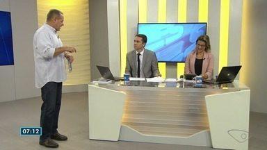Comentarista do ES mostra os gols da rodada - Flamengo venceu o Grêmio por 1x0.