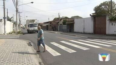 #BlitzdoPedestre - Nesta quinta tem reclamação de Atibaia.