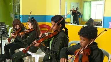 Criança Esperança no Paraná (parte 3) - Conheça as entidades ajudadas pelo Criança Esperança