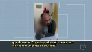 Pediatra é afastado depois de brigar com mãe de paciente em Guarulhos - O médico fez gestos obscenos a uma mãe de paciente no Hospital Municipal Pimentas.