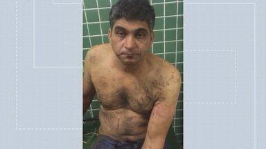 Estupro no Recanto das Emas - Um homem foi preso em flagrante, logo depois de estuprar uma mulher em um matagal, na DF-001, perto do Recanto das Emas. A vítima foi levada para o hospital, bastante machucada.