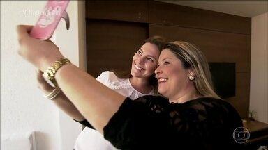 Bem Na Fita inspira outras pessoas - Nilessa Tait conhece mais duas pessoas que aprenderam a se aceitar com o quadro!