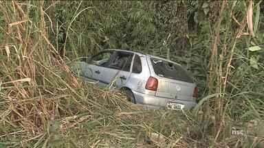 Três pessoas ficam feridas após atropelamento em Joinville; SC registra outros acidentes - Três pessoas ficam feridas após atropelamento em Joinville; SC registra outros acidentes