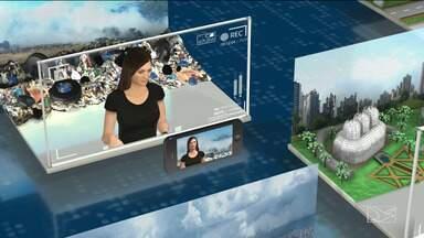 Veja como enviar o seu vídeo para a campanha 'Que Brasil Você Quer Para O Futuro?' - Rede Globo quer ouvir o desejo dos brasileiros de todas as cidades do país e vai exibir as mensagens nos telejornais da emissora.