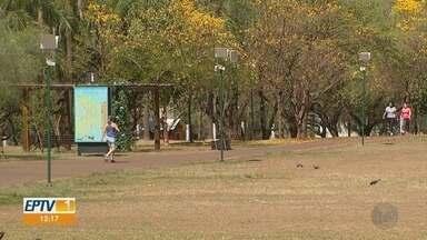 Parque Luis Carlos Raya é revitalizado em parceria público-privada em Ribeirão Preto - Moradores cobravam reforma do local.