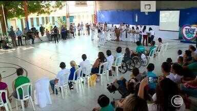 10ª Copa Paralímpica de Teresina reúne paratletas de diversos esportes - 10ª Copa Paralímpica de Teresina reúne paratletas de diversos esportes