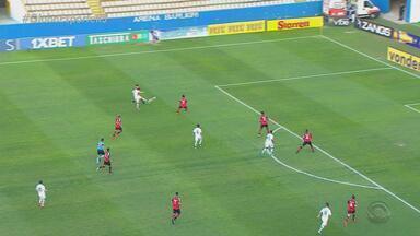 Juventude empata em 0 a 0 contra o Oeste na série B - Clube soma 11 empates na série B do Campeonato Brasileiro.