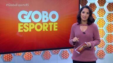 Globo Esporte RS - Bloco 3 - 20/08/2018 - Assista ao vídeo.