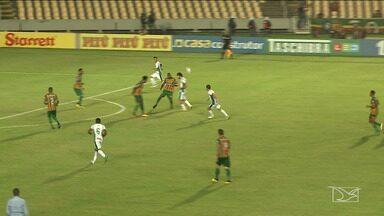 Sampaio perde para Guarani pela Série B do Brasileiro, no Castelão - Com a derrota, por 2 a 0, o time maranhense seguiu sem pontuar e chegou aos 11 jogos sem vitória.