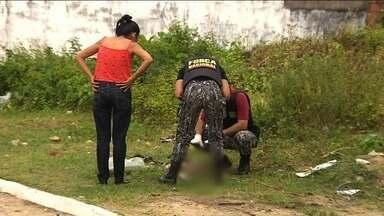 Corpo de bebê é encontrado dentro de sacola no Bairro Parque dos Faróis - Segundo IML, laudo com a causa da morte deve ficar pronto em 30 dias.