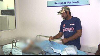 JPB2JP: Dois casos lamentáveis com crianças na Paraíba - Ataque de Pitbull e atropelamento.