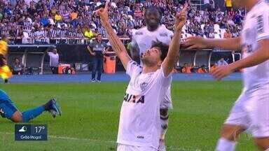 Atlético MG foi o único dos três times de MG que venceu na rodada do campeonato brasileiro - Na quarta-feira, Cruzeiro vai enfrentar o Grêmio em Porto Alegre.
