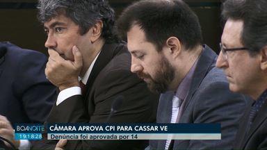 CPI é abertura para investigar vereador de Cascavel - Denúncia foi aprovada por 14 votos.