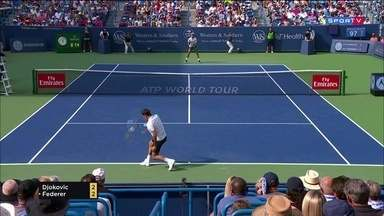 Masters 1000 - Cincinnati - Djokovic x Federer - Final