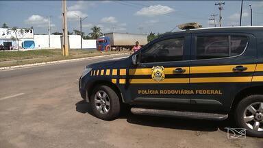 PRF divulga o balanço de operação de combate a crimes ambientais no Maranhão - Polícia Rodoviária Federal divulga balanço de operação de combate a crimes ambientais realizada no interior do estado.