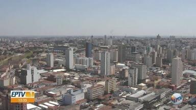 Campinas tem máxima de 30ºC sem previsão de chuva - Confira a previsão do tempo para as outras cidades da região.