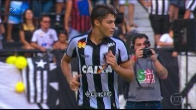Botafogo precisa voltar a vencer para se afastar da zona de rebaixamento - Alvinegro conquistou apenas cinco pontos em 21 possíveis e vai enfrentar o Palmeiras pelo Campeonato Brasileiro.