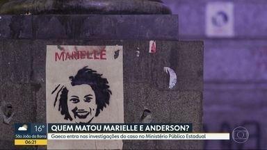 Grupo de Combate ao Crime Organizado, do MP, vai investigar a morte de Marielle Franco - Já são mais de 160 dias sem solução para o caso.