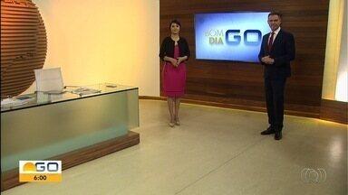 Veja o que é destaque no Bom Dia Goiás desta quarta-feira (22) - Entre os principais assuntos está o lançamento do plano de racionamento da Grande Goiânia.