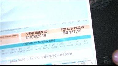 Conta de energia fica 15,73% mais cara em mais de 200 cidades da Paraíba - Aumento será válido a partir do dia 28 de agosto. Nas residências e comércios, o reajuste será de 15,41%.