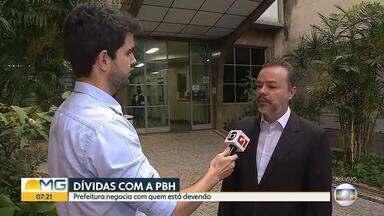 Prefeitura de Belo Horizonte negocia com quem está devendo - A administração municipal registrou mais de 137 mil protestos por dívidas em empresas e de contribuintes entre janeiro e junho deste ano.