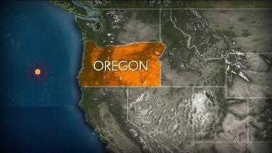 Forte terremoto é sentido na costa oeste americana - Tremor de 6.3 de magnitude foi registrado a cerca de 300km do estado do Oregon.