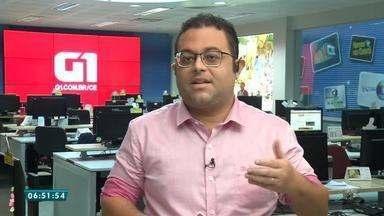 Confira os destaques do G1 Ceará de quarta (22), com Gioras Xerez - Saiba mais em g1.com.br/ce