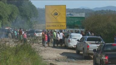 Cidades de SC não manifestam interesse em receber imigrantes venezuelanos - Cidades de SC não manifestam interesse em receber imigrantes venezuelanos