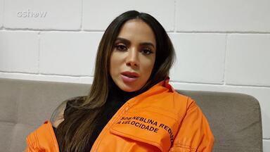 Anitta conta que está vivendo 'momento relax' na carreira - Confira!